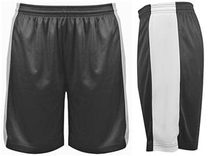 Badger Sport Womens Court Reversible Shorts