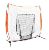 Bownet Big Mouth 7'x7' Portable Baseball Screen