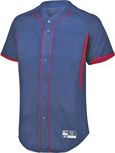 71b19e1a330 Holloway Adult/Youth Full-Button Custom Baseball Jersey - Baseball ...