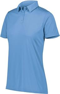 Augusta Ladies Vital Polo. Embroidery is available on this item.