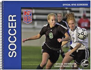 National Federation State H.S. Soccer Scorebook