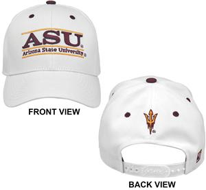 The Game Arizona St. Snapback College Bar Cap (dz)