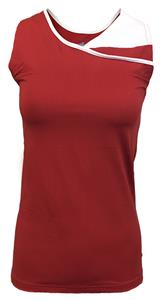 Womens Sleeveless Softball Racerback Jersey CO. Printing is available for this item.