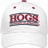 9d116662f81a6 The Game Arkansas Snapback Nickname Bar Cap (dz)