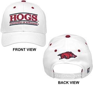 The Game Arkansas Snapback Nickname Bar Cap (dz)
