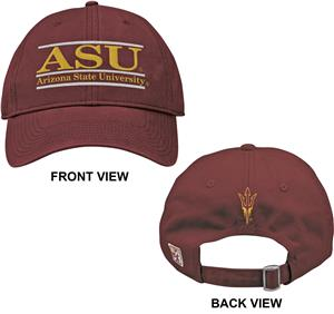The Game Arizona State Buckle College Bar Cap (dz)