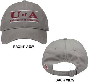 The Game Arkansas Buckle College Bar Cap (dz)