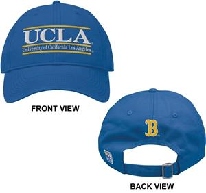 The Game UCLA Buckle College Bar Cap (dz)