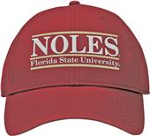 6cf94afe940 The Game Florida State Buckle College Bar Cap (dz)