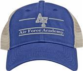 The Game Air Force Snapback Split Bar Cap (dz)