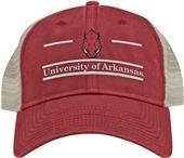 The Game Arkansas Snapback Split Bar Cap (dz)