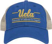 The Game UCLA Snapback Split Bar Cap (dz)