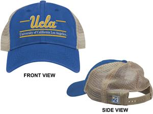 The Game UCLA Snapback Split Bar Cap (dz)