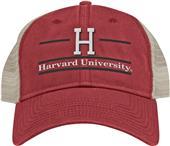 The Game Harvard Snapback Split Bar Cap (dz)