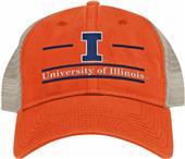 The Game Illinois Snapback Split Bar Cap (dz)