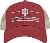 The Game Indiana Snapback Split Bar Cap (dz)