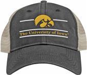 The Game Iowa Snapback Split Bar Cap (dz)