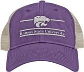 The Game Kansas State Snapback Split Bar Cap (dz)