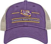 The Game LSU Snapback Split Bar Cap (dz)