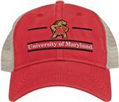 The Game Maryland Snapback Split Bar Cap (dz)