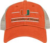 The Game Miami Snapback Split Bar Cap (dz)