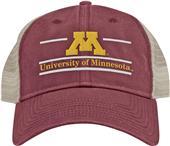 The Game Minnesota Snapback Split Bar Cap (dz)
