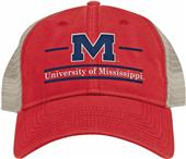 The Game Mississippi Snapback Split Bar Cap (dz)