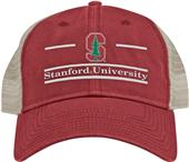 The Game Stanford Snapback Split Bar Cap (dz)