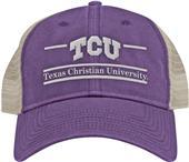 The Game TCU Snapback Split Bar Cap (dz)