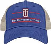 The Game Tulsa Snapback Split Bar Cap (dz)