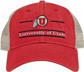 The Game Utah Snapback Split Bar Cap (dz)