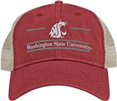 The Game WSU Snapback Split Bar Cap (dz)