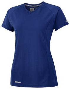 Russell Womens Dri-Power Players Tee 28WHQX0 C/O