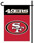 NFL San Francisco 49ers 2-Sided Home/Yard Flag