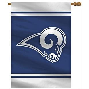 NFL Los Angeles Rams 28x40 House Banner