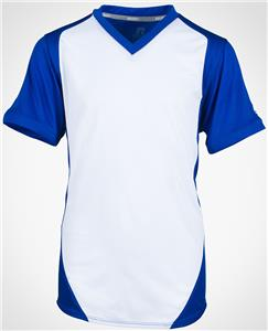 Mens & Youth V-Neck Odor/Wicking Cooling Baseball Jerseys - CO. Printing is available for this item.
