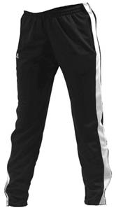 Russell Youth Tapered Fit Zippered leg Warmup Pants w/Pockets - C/O