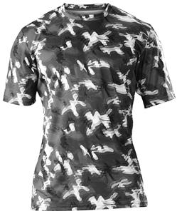 Adult & Youth Camokaze Performance CAMO Tee Shirt. Printing is available for this item.