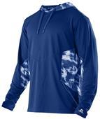Mens Long Sleeve Camokaze Pullover Hood SUMDPM C/O