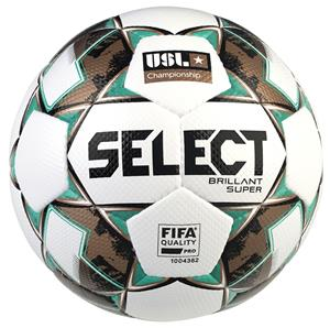 Select Brillant Super USL v21 FIFA Soccer Balls. Free shipping.  Some exclusions apply.