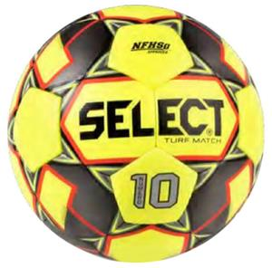 Select Numero 10 Turf Match NFHS Soccer Balls. Free shipping.  Some exclusions apply.