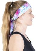 LokoSphere Womens Tie Back Headband