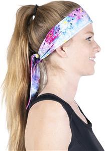 LokoSphere Womens Tie Back Headband