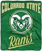 Northwest NCAA Colorado State Alumni Raschel Throw