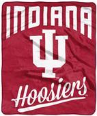 Northwest NCAA Indiana Alumni Raschel Throw