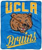 Northwest NCAA UCLA Alumni Raschel Throw