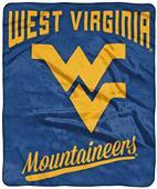 Northwest NCAA West Virginia Alumni Raschel Throw