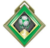 "Hasty Award G-Force 3"" Medal G-Force Soccer"