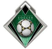 "Hasty Award G-Force 3"" Medal Spectra Soccer"
