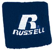 "Russell Athletics 3"" Wrist Sweat Band 1- PAIR C/O"